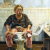 1991, Jenny Saville : Autoportrait