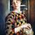 1995, Laura Van Den Hengel : Self-portrait