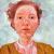 2017, Natasha Walsh : The Scent of rain (self-portrait)