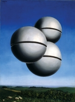 1932, René Magritte : La voix des vents