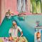 1974, Bhupen Khakhar : De-Luxe Tailors - 1,46 m$ en 2017