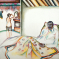 1979, Bhupen Khakhar : Ranchhodbhai Relaxing in Bed