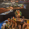 1984, Bhupen Khakhar : In a boat