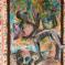 1993, Bhupen Khakhar : In the coconut groves