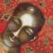 2003, Bhupen Khakhar : Golden curtain