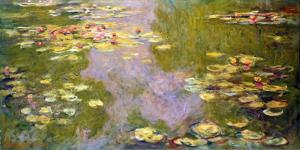 1919, Claude Monet : Le Bassin Aux Nymphéas