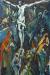 1931-32_Bernard Lorjou_Christ en croix, d'après Le Greco