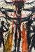 1937-42_Louis Soutter_Crucifixion