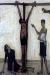 1951_Bernard Buffet_La Passion du Christ, crucifixion