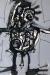 1969_Antonio Saura_Crucifixion