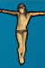 1989_Stephen Sprouse_Crucifixion