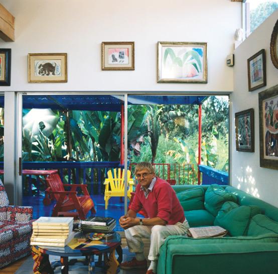 david hockney peinture et sculpture du xxe si cle. Black Bedroom Furniture Sets. Home Design Ideas