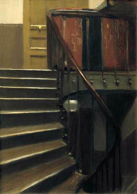 edward hopper peinture et sculpture du xxe si cle. Black Bedroom Furniture Sets. Home Design Ideas