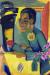 1920-19, Ernst Ludwig Kirchner : Tête du peintre (Autoportrait)