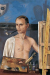 1943_Felix-Nussbaum_Self-Portrait-at-the-Easel