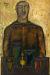 1953, Francis Newton Souza : Man with Still Life