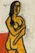 1956, Francis Newton Souza : Nude