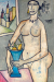 1958, Francis Newton Souza : Nude with fruit - 657 000 $ en 2007