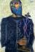 1959, Francis Newton Souza : Man with monstrance - 1,36 m$ en 2006