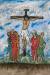 1963, Francis Newton Souza : Last Howl from the Cross