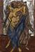 1966, Francis Newton Souza : La mort et la demoiselle