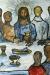 1992, Francis Newton Souza : The Last Supper