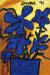 1996, Francis Newton Souza : Still Life with Flowers