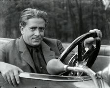 1921, Man Ray : Portrait de Francis Picabia