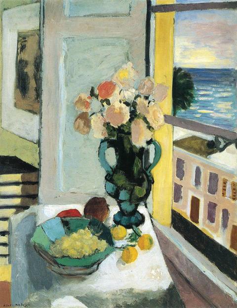 Matisse derain et autres fauves peinture et sculpture for Henri matisse fenetre
