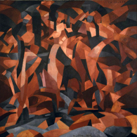 1912, Francis Picabia : La source