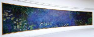 1914 à 1926, Claude Monet : Les nymphéas, musée de l'Orangerie
