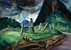 1930, Emily Carr : Vaincu
