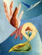 1939, Léopold Survage : Les mains