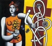 1945, Fernand Léger : La grande Julie