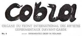 1949, revue Cobra, no. 4