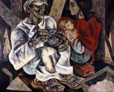 1946-50, Júlio Pomar : O Almoço do Trolha