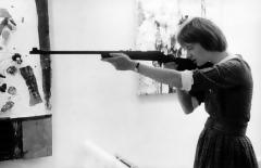 1961, Niki de Saint Phalle : Feu à volonté, exhibition
