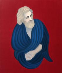 2004, Manjit Bawa : Autoportrait