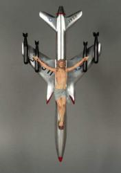 2010, Léon Ferrari : La civilisation occidentale et le Christ
