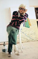 David Hockney, début des années 1970