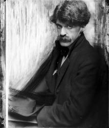 1902 : Alfred Stieglitz in 1902, by Gertrude Käsebier
