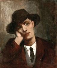 Jeanne Hébuterne : Portrait d'Amedeo Modigliani