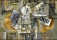 1912, Pablo Picasso : Los pájaros muertos