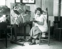 1919, Suzanne Valadon