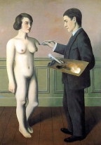 1928, René Magritte : La tentative de l'impossible