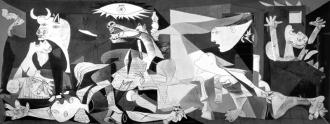 1937, Pablo Picasso : Guernica