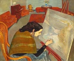 1940, Árpád Szenes : Maria Helena