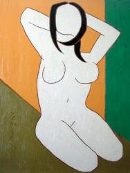 1963, Kumagai Morikazu : Nude