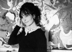 Paula Rego en 1965
