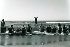 1967, Tadeusz Kantor : Koncert morski (Panoramiczny happening morski)